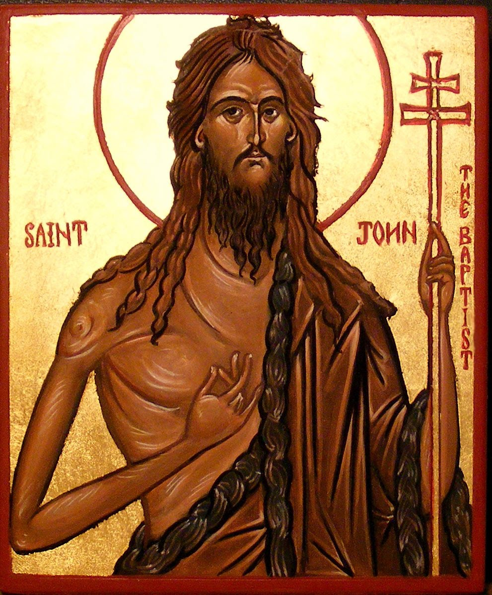 relationship between john the baptist and jesus christ